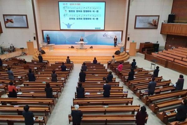 경북도내 주일예배모습.jpg